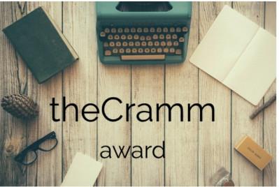 The cramm blog award
