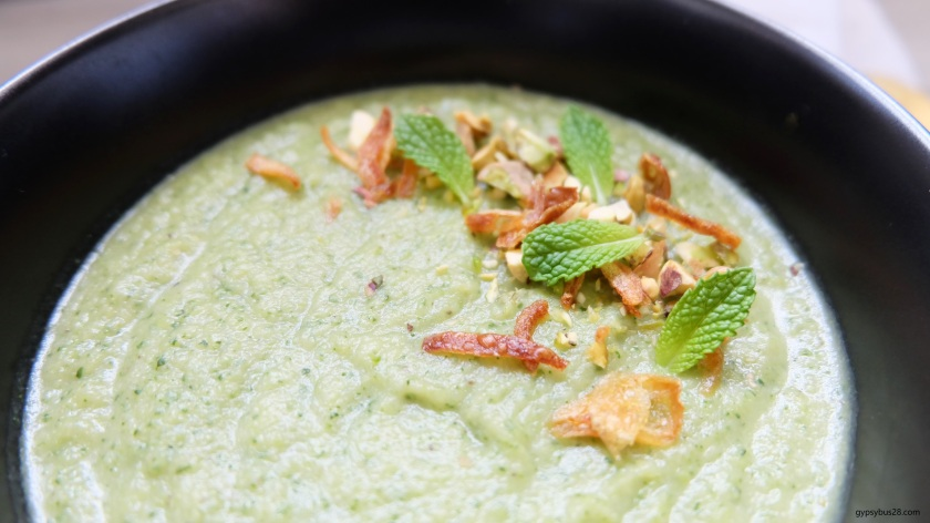 Broccoli soup 3
